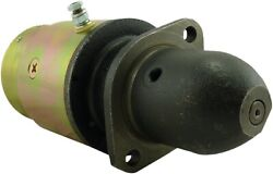 New 12 Volt Usa Built Conversion Starter For Massey Ferguson To-20 To-30 To-35
