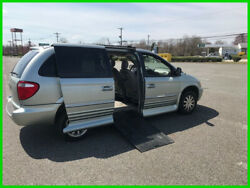 2003 Chrysler Town & Country LXi HANDICAPVAN WHEELCHAIR VMI POWER RAMP2003 LXi Used 3.8L V6 12V Automatic FWD