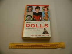 Book 784 – The Official Price Guide To Dolls By Denise Van Patten