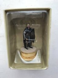 Lord Of The Rings Chess Collection 60 Numenorian Knight Eaglemoss Figure Pawn