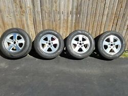 Chrysler Town And Country And Dodge Grand Caravan Rims And Tires