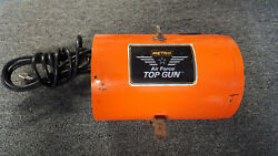 Metro Air Force Tg-3 Top Gun Dog Grooming Dryer Used For Parts Free Shipping