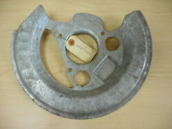 Nos Mopar Front Disc Brake Dust Shield - And03975-and03978 Ply / Ddge / Chry - P/n 3880520