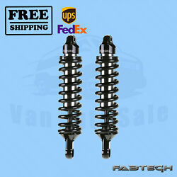 6 Front Dirt Logic Ss 2.5 Coilovers Fabtech For Ford F150 2wd 2004-08