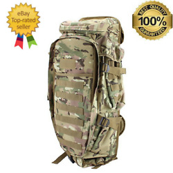 Travel Backpack Bag Military Usmc Army Tactical Molle Hunting Camping Rifle