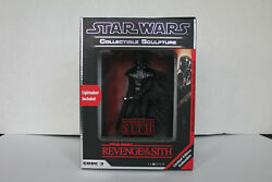 2005 Code 3 Star Wars Revenge Of The Sith Movie Poster Sculpture