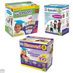 Your Baby Can Learn Your Child Can Discover Child Can Speak Spanish 3 Sets