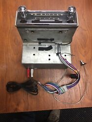 Becker Mexico Radio For Mercedes Gullwing With I-pod Connection.