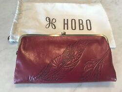 New with Tags Hobo International Inked Lauren Collector's Edition  Inked Ruby