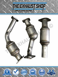 2005-2007 Ford Five Hundred/freestyle/mercury Montego 3.0l Bank 1 And 2 And 3 Set