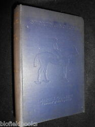 Sporting Notions Of Present Days And Past By Martin Cobbett - 1908 - Boxing/horses