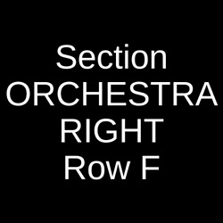 4 Tickets The Office! A Musical Parody 61119 New York NY