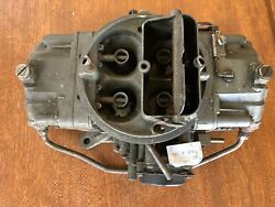 68 Ford Factory Holley List 3796-1 Dated 784 Fairlane Mustang Cougar Comet