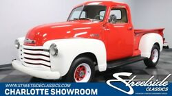 1950 Chevrolet Other Pickups 3 Window classic vintage advanced design 3 window red white tan manual transmission