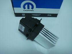 Chrysler Town And Country Voyage A/c Ac Heater Blower Motor Resistor Module New
