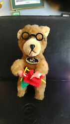 Knitting Bear Toy From West Germany