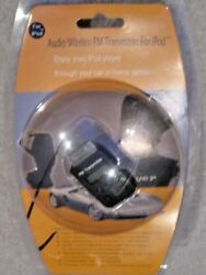 New Sealed Automobile Audio Wireless Fm Transmitter For Ipod Iso9002