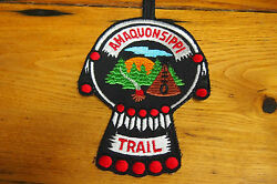 Bsa Patch - Amaquonsippi Trail
