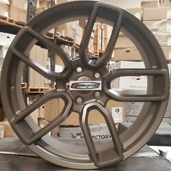 20 Stagger Flow Forged Wheels Bronze Rims Toyo Tires Tpms Fit Dodge Challenger