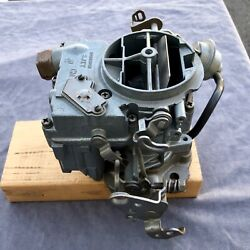 Rochester 2 Jet Carb - The Large 3-1/16 O.d. Version As On Pontiac Gto