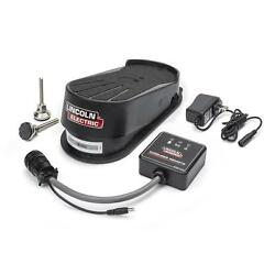 Lincoln Wireless Foot Pedal And Receiver For Tig Welding K4217-1