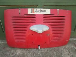 Vintage Early Fiat 600 Or Zastava 750 Engine Lid Very Good Preserved Condition