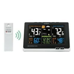 308 1414B La Crosse Technology Wireless Color Weather Station with TX141TH BV2
