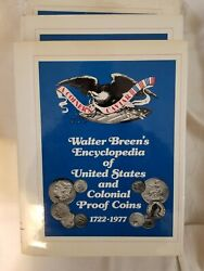 Breen Encyclopedia United States And Colonial Proof Coins Hardcover 324pages Outpr