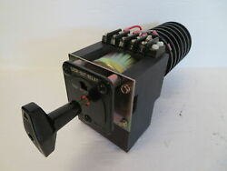 Electroswitch 7825cc Series 24 Lor Lock Out Switch Relay 48 Vdc Electro 7825 Cc