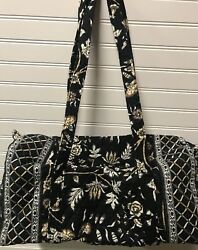 Vera Bradley Retired Rare Small Notting Hill Duffel Crabtree And Evelyn