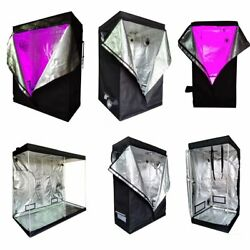 100% Mylar 1680D Reflective Non Toxic Grow Tent Room Greenhouse for Hydroponics