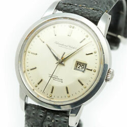 IWC Ingenieur 666AD Anti-Magnetic Cal.8531 ANTIQUE Wrist watch Excellent Rare