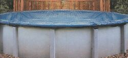 Oval Above Or In-ground Swimming Pool Winter Leaf Net Covers Various Sizes
