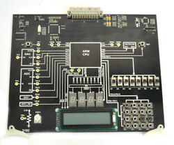 Intro To 32 Bit Microprocessors And Arm Circuit Board To Be Used With Eb-3000