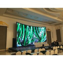 Indoor Full Color Auditorium Screen P2 Led Display Commercial Advertising Board