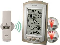 WS 9031U La Crosse Technology Wireless Forecast Projection Weather Station TX7U