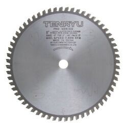 Tenryu Prs-20360 8 Corian Solid Surface Panel Saw Blade 60t 5/8 Arbor