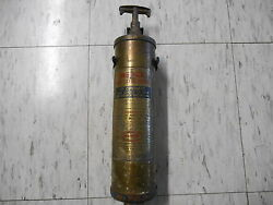 Mopar Vintage Car Fire Extinguisher - Unrestored - 1930and039s-1950and039s