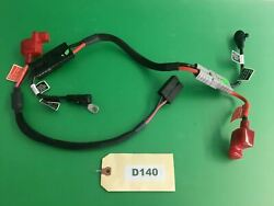 Battery Wiring Harness For Invacare Fdx Power Wheelchair D140