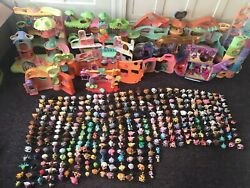 Huge Littlest Pet Shop LPS Lot  Some Rare - Mail In Figures McDonalds Blythe