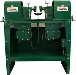Large Sphere Machine Automatic Dual Cutters 2 Motors 381lsm Special Order Only