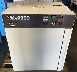 Thermolyne Series 9000 Model Ov47455 Mechanical Convection Oven With Digital Ti