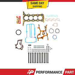 Head Gasket Bolts Set For 11-16 Chevrolet Cruze Sonic Buick Encorde Trax 1.4l