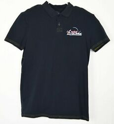 Men#x27;s Red Bull Air Race pull over casual shirt size Large awesome stitching $30.00