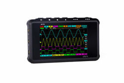 ARM DS213 Mini 4 CH Nano V2 Quad Digital Oscilloscope Portable Pocket Size