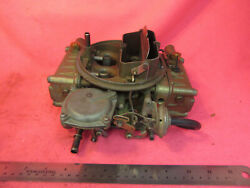 Nice 1964-1966 Chevy Ii Chevelle Impala Biscayne 327 275hp Holley Carburetor