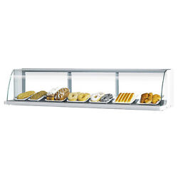 Turbo Air Tomd-30lw 28 Full Service Non-refrigerated Countertop Display Case