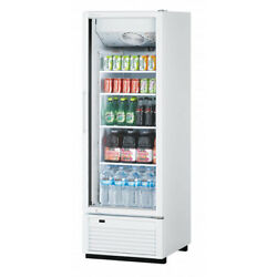 Turbo Air Tgm-23sdh-n6 27 One Section Merchandiser Refrigerator With Glass D...