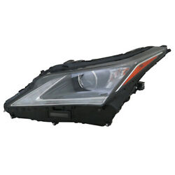 For 16-18 Rx350/rx450h Front Headlight Headlamp Single Beam Head Lamp Left Side