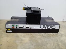 Uvexs 15607-10 Curing Reflow Uv Oven W/ 15647-6 C Conveyor Uvexs Uncorporated